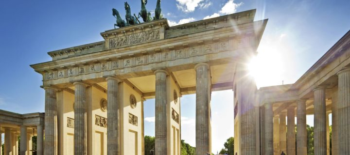 Berlín a jeho bouřlivý styl