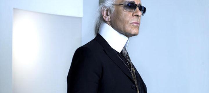 Karl Lagerfeld stále kraluje