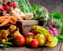 Bezpečné potraviny jsou základem zdravého stravování