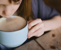 Mohou pít kávu i děti?