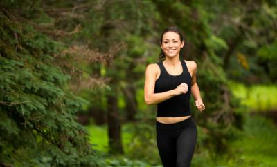ženy běhají